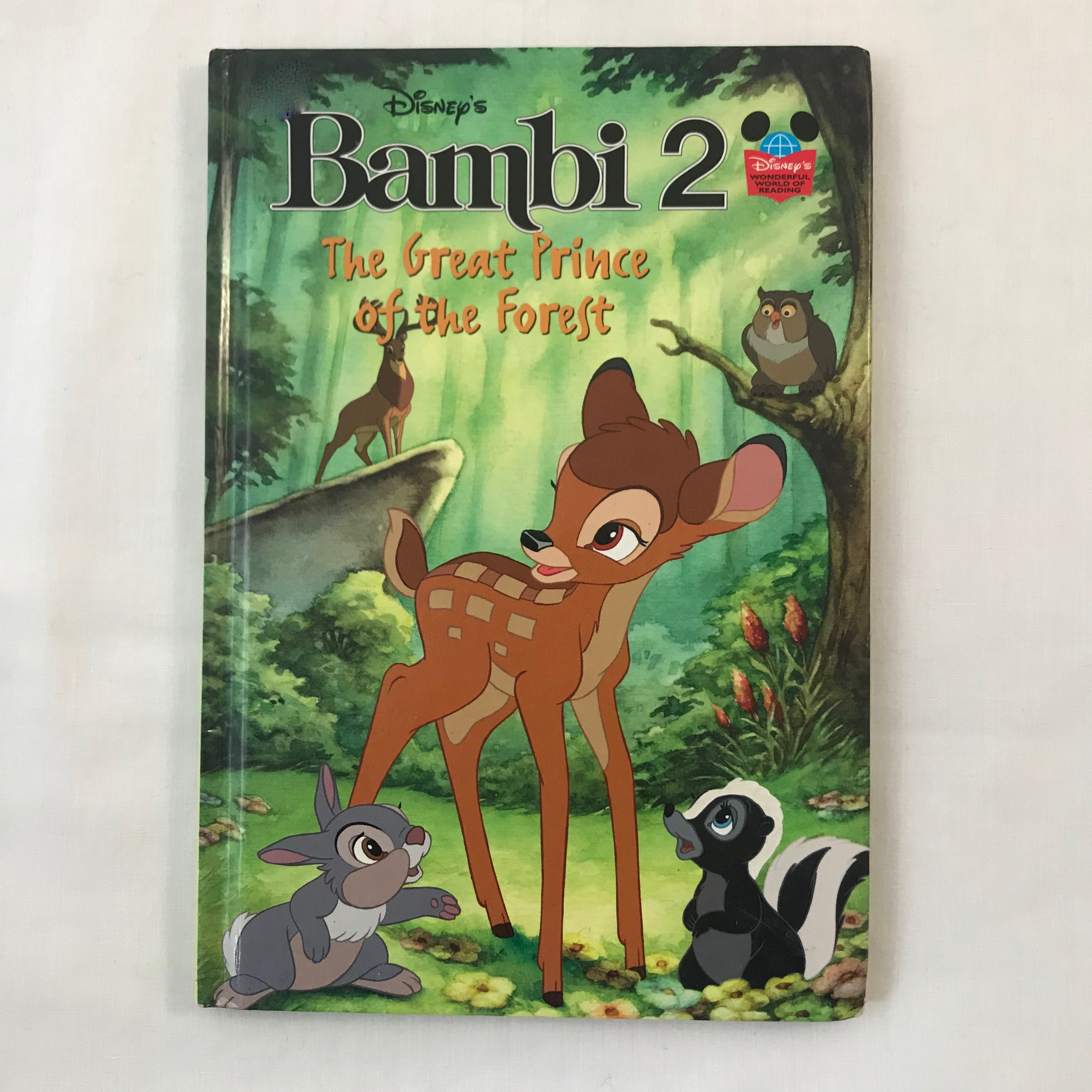 Disney: Bambi 2 - The Great Prince Of The Forest